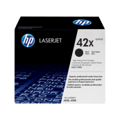 HP Q5942X 42X Black Genuine Original Printer Toner Cartridge