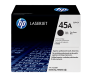 HP Q5945A 45A Black Genuine Original Printer Toner Cartridge