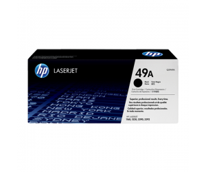 HP Q5949A 49A Black Genuine Original Printer Toner Cartridge