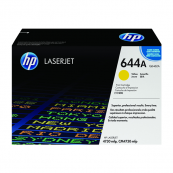 HP Q6462A 644A Yellow Genuine Original Printer Toner Cartridge