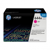 HP Q6463A 644A Magenta Genuine Original Printer Toner Cartridge