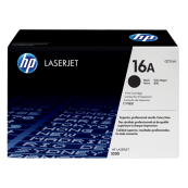 HP Q7516A 16A Black Genuine Original Printer Toner Cartridge