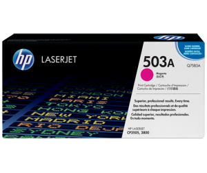 HP Q7583A 503A Magenta Genuine Original Printer Toner Cartridge