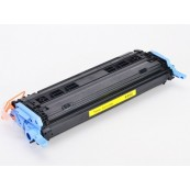 TonerGreen Q6002A 124A Yellow Compatible Printer Toner Cartridge
