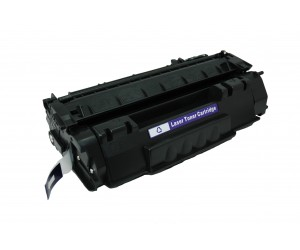 TonerGreen Q7553A 53A Black Compatible Printer Toner Cartridge
