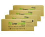 TonerGreen CE285A 85A Black Compatible Printer Toner Cartridge Super Pack 4X