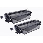 TonerGreen C4096A 96A Black Compatible Printer Toner Cartridge Value Pack 2X