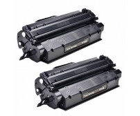 TonerGreen C7115A 15A Black Compatible Printer Toner Cartridge Value Pack 2X