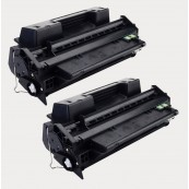TonerGreen Q2610A 10A Black Compatible Printer Toner Cartridge Value Pack 2X