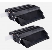 TonerGreen Q5942A 42A Black Compatible Printer Toner Cartridge Value Pack 2X