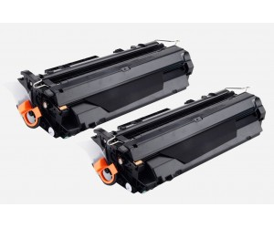 TonerGreen Q7551X 51X Black Compatible Printer Toner Cartridge Value Pack 2X