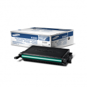 Samsung CLP-K660B Black Genuine Original Printer Toner Cartridge