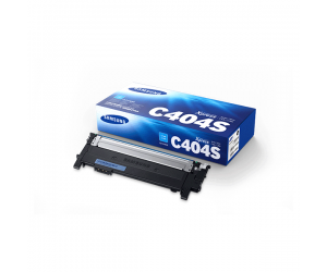 Samsung CLT-C404S Cyan Genuine Original Printer Toner Cartridge