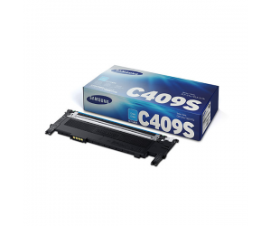 Samsung CLT-C409S Cyan Genuine Original Printer Toner Cartridge