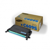 Samsung CLT-C609S Cyan Genuine Original Printer Toner Cartridge