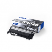 Samsung CLT-K404S Black Genuine Original Printer Toner Cartridge