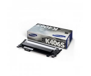 Samsung CLT-K406S Black Genuine Original Printer Toner Cartridge