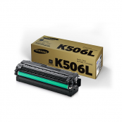 Samsung CLT-K506L Black Genuine Original Printer Toner Cartridge