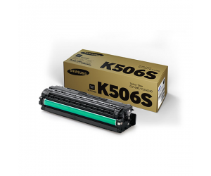 Samsung CLT-K506S Black Genuine Original Printer Toner Cartridge