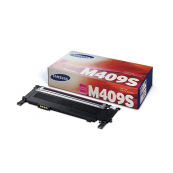 Samsung CLT-M409S Magenta Genuine Original Printer Toner Cartridge