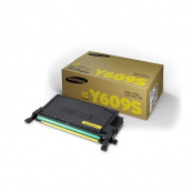 Samsung CLT-Y609S Yellow Genuine Original Printer Toner Cartridge