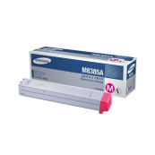 Samsung CLX-M8385A Magenta Genuine Original Printer Toner Cartridge