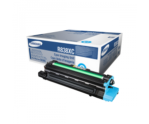 Samsung CLX-R838XC Cyan Genuine Original Printer Drum Cartridge