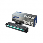 Samsung MLT-D104S Black Genuine Original Printer Toner Cartridge