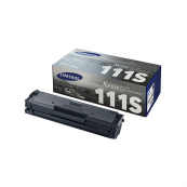 Samsung MLT-D111S Black Genuine Original Printer Toner Cartridge
