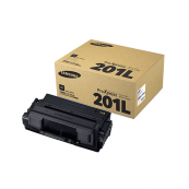 Samsung MLT-D201L Black Genuine Original Printer Toner Cartridge