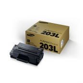 Samsung MLT-D203L Black Genuine Original Printer Toner Cartridge