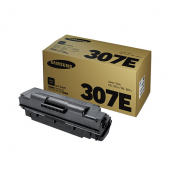 Samsung MLT-D307E Black Genuine Original Printer Toner Cartridge