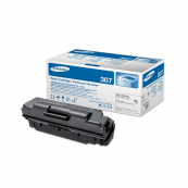 Samsung MLT-D307L Black Genuine Original Printer Toner Cartridge