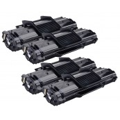 TonerGreen MLT-D108S Black Compatible Printer Toner Cartridge Super Pack 4X