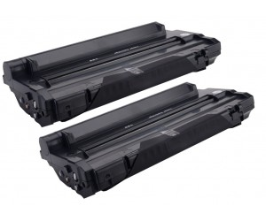 TonerGreen MLT-D109S Black Compatible Printer Toner Cartridge Value Pack 2X