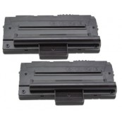 TonerGreen ML-1710D3 Black Compatible Printer Toner Cartridge Value Pack 2X