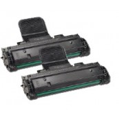 TonerGreen SCX-D4725A Black Compatible Printer Toner Cartridge Value Pack 2X
