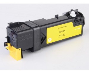 TonerGreen DocuPrint C1110 (CT201117) Yellow Compatible Printer Toner Cartridge