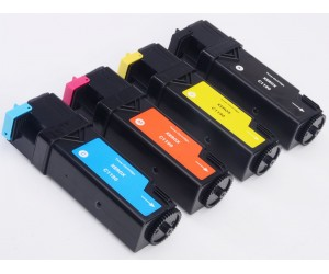 Full Pack: 4 X Fuji Xerox C1190 Printer Toner Cartridge (CMYK)