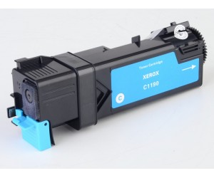 TonerGreen DocuPrint C1190FS (CT201261) Cyan Compatible Printer Toner Cartridge