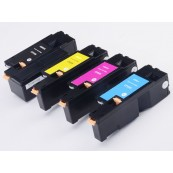 Full Pack: 4 X Fuji Xerox CP205 Printer Toner Cartridge (CMYK)