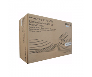 Fuji Xerox WorkCentre 4250s (106R01548) Black Genuine Original Printer Toner Cartridge