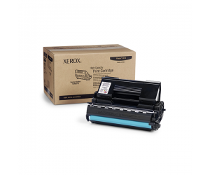 Fuji Xerox Phaser 4510 (113R00712) High Capacity Black 19K Print Yield Genuine Original Printer Toner Cartridge