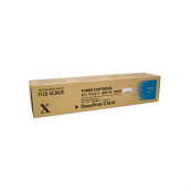 Fuji Xerox DocuPrint C1618 (CT200227) Cyan Genuine Original Printer Toner Cartridge
