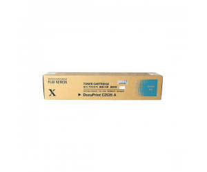 Fuji Xerox DocuPrint C2535A (CT200656) Cyan Genuine Original Printer Toner Cartridge