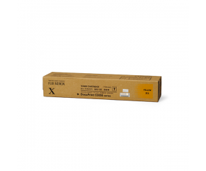 Fuji Xerox DocuPrint C3055dx (CT200808) Yellow Genuine Original Printer Toner Cartridge