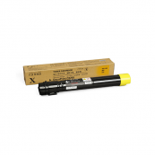 Fuji Xerox DocuPrint C2255 (CT201163) High Capacity Yellow 12K Print Yield Genuine Original Printer Toner Cartridge
