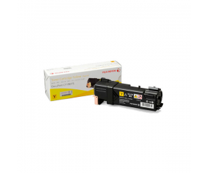 Fuji Xerox DocuPrint C1190FS (CT201263) Yellow Genuine Original Printer Toner Cartridge