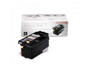 Fuji Xerox DocuPrint CP105b (CT201591) Standard Capacity Black 2K Print Yield Genuine Original Printer Toner Cartridge