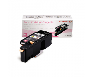 Fuji Xerox DocuPrint CM205f (CT201593) Standard Capacity Magenta 1.4K Print Yield Genuine Original Printer Toner Cartridge